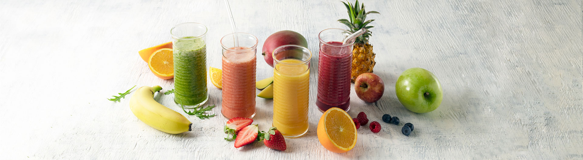 smoothies bei Haubis